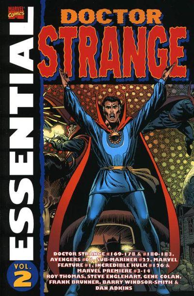 Cover for Essential Dr. Strange (Marvel, 2001 series) #2