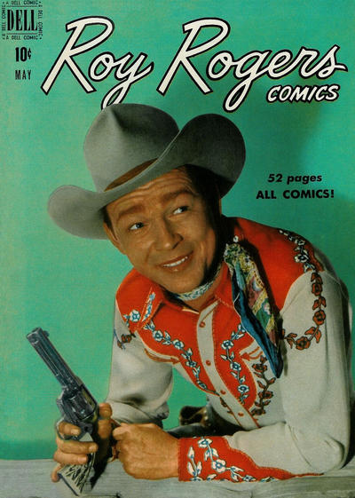 Cover for Roy Rogers Comics (Dell, 1948 series) #29