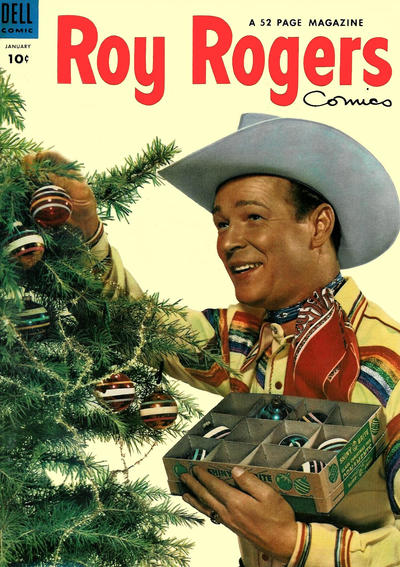 Cover for Roy Rogers Comics (Dell, 1948 series) #73