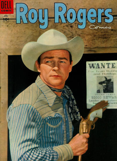 Cover for Roy Rogers Comics (Dell, 1948 series) #88
