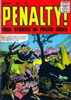 Cover for Penalty (Ace Magazines, 1955 series) #48