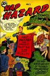 Cover for Hap Hazard Comics (Ace Magazines, 1944 series) #1