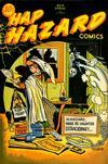 Cover for Hap Hazard Comics (Ace Magazines, 1944 series) #4