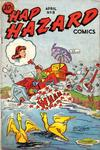 Cover for Hap Hazard Comics (Ace Magazines, 1944 series) #8