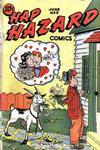 Cover for Hap Hazard Comics (Ace Magazines, 1944 series) #9