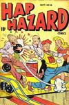 Cover for Hap Hazard Comics (Ace Magazines, 1944 series) #16