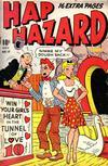 Cover for Hap Hazard Comics (Ace Magazines, 1944 series) #17