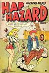 Cover for Hap Hazard Comics (Ace Magazines, 1944 series) #19