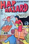 Cover for Hap Hazard Comics (Ace Magazines, 1944 series) #20