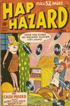 Cover for Hap Hazard Comics (Ace Magazines, 1944 series) #21
