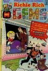 Cover for Richie Rich Gems (Harvey, 1974 series) #1