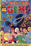 Cover for Richie Rich Gems (Harvey, 1974 series) #4