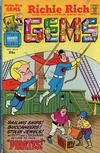 Cover for Richie Rich Gems (Harvey, 1974 series) #6