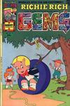 Cover for Richie Rich Gems (Harvey, 1974 series) #10