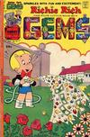 Cover for Richie Rich Gems (Harvey, 1974 series) #12