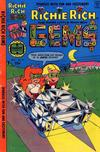 Cover for Richie Rich Gems (Harvey, 1974 series) #21