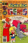 Cover for Richie Rich Gems (Harvey, 1974 series) #28