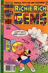 Cover for Richie Rich Gems (Harvey, 1974 series) #34