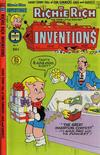 Cover for Richie Rich Inventions (Harvey, 1977 series) #2