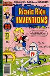 Cover for Richie Rich Inventions (Harvey, 1977 series) #4