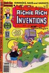 Cover for Richie Rich Inventions (Harvey, 1977 series) #5