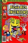 Cover for Richie Rich Inventions (Harvey, 1977 series) #8