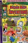 Cover for Richie Rich Inventions (Harvey, 1977 series) #9