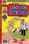Cover for Richie Rich Inventions (Harvey, 1977 series) #10