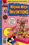 Cover for Richie Rich Inventions (Harvey, 1977 series) #11