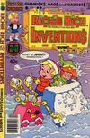 Cover for Richie Rich Inventions (Harvey, 1977 series) #12