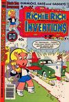 Cover for Richie Rich Inventions (Harvey, 1977 series) #13