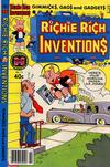 Cover for Richie Rich Inventions (Harvey, 1977 series) #14