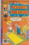 Cover for Richie Rich Inventions (Harvey, 1977 series) #16