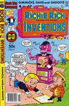 Cover for Richie Rich Inventions (Harvey, 1977 series) #19