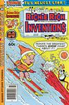 Cover for Richie Rich Inventions (Harvey, 1977 series) #23