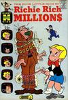 Cover for Richie Rich Millions (Harvey, 1961 series) #6