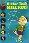 Cover for Richie Rich Millions (Harvey, 1961 series) #8