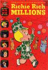 Cover for Richie Rich Millions (Harvey, 1961 series) #14