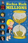 Cover for Richie Rich Millions (Harvey, 1961 series) #22