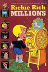 Cover for Richie Rich Millions (Harvey, 1961 series) #40