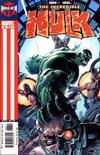 Cover for Incredible Hulk (Marvel, 2000 series) #86 [Direct Edition]