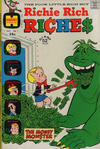 Cover for Richie Rich Riches (Harvey, 1972 series) #1