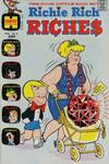 Cover for Richie Rich Riches (Harvey, 1972 series) #3