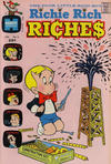 Cover for Richie Rich Riches (Harvey, 1972 series) #4