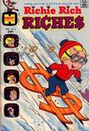 Cover for Richie Rich Riches (Harvey, 1972 series) #5