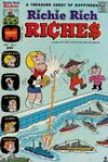 Cover for Richie Rich Riches (Harvey, 1972 series) #7