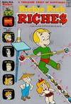 Cover for Richie Rich Riches (Harvey, 1972 series) #9