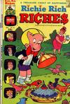 Cover for Richie Rich Riches (Harvey, 1972 series) #14