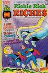 Cover for Richie Rich Riches (Harvey, 1972 series) #17
