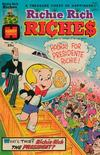 Cover for Richie Rich Riches (Harvey, 1972 series) #18